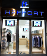 HEFFORT Italian fashion shirts for men, Heffort shirts franchise vendors the real Italian men shirts collection for winter and summer seasons, Heffor offers classic shirts for franchising, Italian classic shirts and fashion shirts for men franchise business, Heffort is an Italian trademark created to men fashion distributors, franchising and wholesalers. Heffort shirts manufactured by Texil3 introduces a new way to become a Partner in shirts Business: a modern franchising to grow up together with our partners and increase fashion shirts business profit.